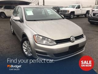 Used 2016 Volkswagen Golf TRENDLINE for sale in Vancouver, BC