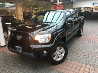 Used 2014 Toyota Tacoma V6 TRD SPORT for sale in Vancouver, BC