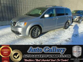 Used 2017 Dodge Grand Caravan SE *Nav/DVD for sale in Winnipeg, MB