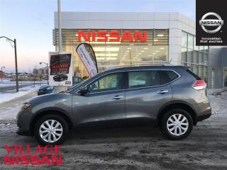 Used 2015 Nissan Rogue S AWD - Great Mileage! for sale in Unionville, ON