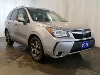 Used 2016 Subaru Forester 2.0XT Limited Package for sale in North Bay, ON