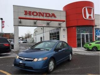 Used 2008 Honda Civic DX-G, good mileage, great deal here for sale in Scarborough, ON