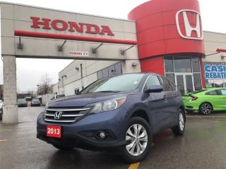 Used 2013 Honda CR-V EX, one owner, power roof for sale in Toronto, ON