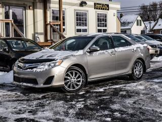 Used 2014 Toyota Camry LE BK CAMERA ALLOYS 4 CYL for sale in Ottawa, ON