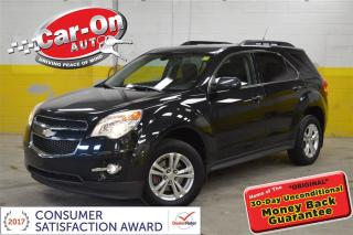 Used 2011 Chevrolet Equinox 1LT ONLY 76,000 KM BLUETOOTH ALLOYS REMOTE START for sale in Ottawa, ON