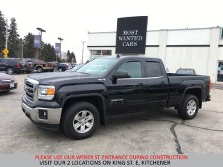 Used 2014 GMC Sierra 1500 SLE | CAMERA | 5.3L V8 4X4 | DOUBLE CAB | TOUCH for sale in Kitchener, ON