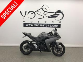 Used 2016 Yamaha YZF-R3 - No Payments For 1 Year** for sale in Concord, ON