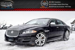 Used 2013 Jaguar XJ XJL Portfolio|AWD|Navi|Pano Sunroof|Backup Cam|Bluetooth|Blind Spot|leather|19