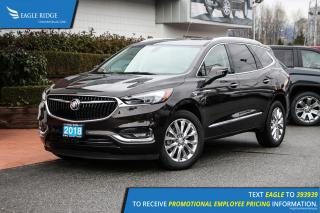 New 2018 Buick Enclave Essence Navigation, Leather, Sunroof for sale in Coquitlam, BC