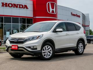 Used 2015 Honda CR-V EX..All Wheel Drive.. for sale in Milton, ON