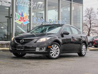 Used 2012 Mazda MAZDA6 GT/ WINTER TIRES/ 2SET OF TIRES/ LEATHER HEATED SEATS... for sale in Scarborough, ON