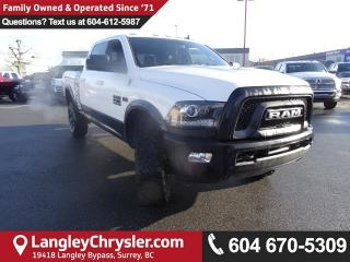 New 2018 Dodge Ram 2500 POWER WAGON for sale in Surrey, BC