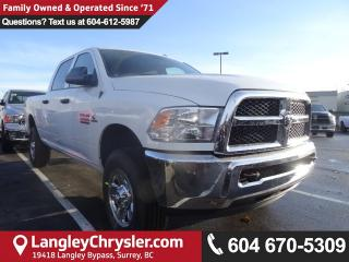 New 2018 Dodge Ram 3500 ST for sale in Surrey, BC