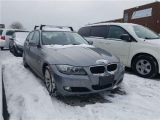 Used 2011 BMW 328 i xDrive LEATHER, SUNROOF !!! for sale in Concord, ON