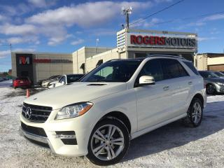 Used 2014 Mercedes-Benz ML 350 BlueTEC - NAVI - PANORAMIC ROOF for sale in Oakville, ON