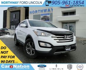 Used 2014 Hyundai Santa Fe Sport SPORT | HEATED STEERING | BLUETOOTH | for sale in Brantford, ON