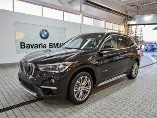 New 2018 BMW X1 xDrive28i for sale in Edmonton, AB