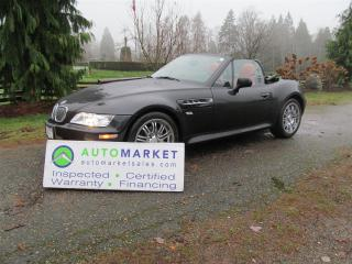 Used 2000 BMW Z3 for sale in Surrey, BC