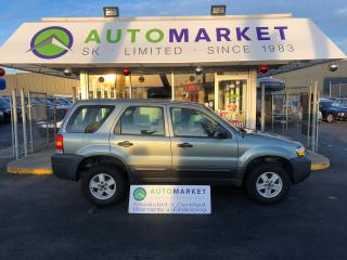 Used 2006 Ford Escape FULL SERVICE HISTORY & ONLY 105 KM'S!! FINANCE IT! for sale in Langley, BC