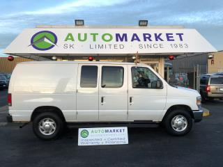 Used 2010 Ford Econoline E-250 CARGO FINANCING FOR ALL CREDIT! for sale in Langley, BC