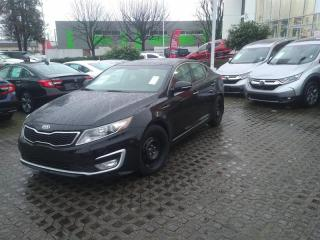 Used 2012 Kia Optima Hybrid Premium for sale in Vancouver, BC