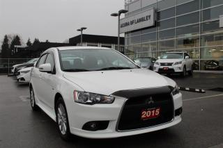Used 2015 Mitsubishi Lancer SE - 5MT for sale in Langley, BC