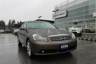 Used 2006 Infiniti M35x Luxury for sale in Langley, BC