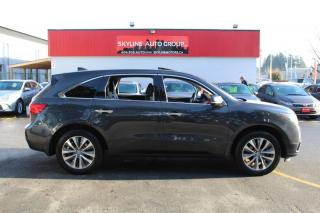 Used 2014 Acura MDX SH-AWD 4dr Tech Pkg for sale in Surrey, BC
