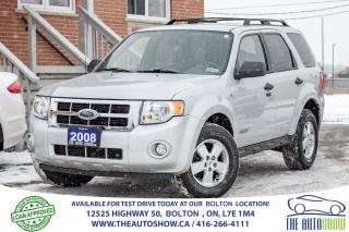 Used 2008 Ford Escape XLT V6 TRACTION CONTROL for sale in Caledon, ON
