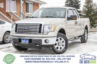 Used 2010 Ford F-150 XTR 4.6Lit Engine SUPER CAB 4X4 BACK UP CAMERA for sale in Caledon, ON