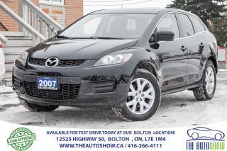 Used 2007 Mazda CX-7 GS NO REPORTED ACCIDENT for sale in Caledon, ON