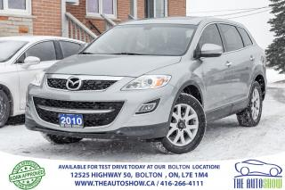 Used 2010 Mazda CX-9 GT AWD NAVI 7PASS BACK UP CAMERA for sale in Caledon, ON