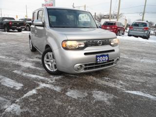 Used 2009 Nissan Cube 5DR AUTO LOW KM NO ACCIDENT 4 NEW TIRES  AC PW PL for sale in Oakville, ON