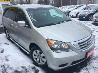Used 2008 Honda Odyssey EX /8pass/p.doors/loaded/Alloys for sale in Scarborough, ON