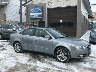Used 2006 Audi A4 QUATTRO/ BLUETOOTH/ LOADED for sale in Kitchener, ON