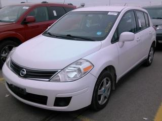Used 2012 Nissan Versa S for sale in Waterloo, ON