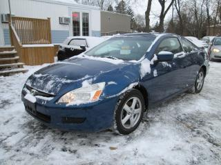 Used 2003 Honda Accord EX-L for sale in Scarborough, ON