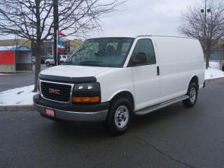 Used 2009 GMC Savana 2500 117,000 KMS for sale in York, ON