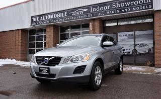 Used 2012 Volvo XC60 3.2 Premier T6 AWD PANO ROOF NO ACCIDENT for sale in Mississauga, ON