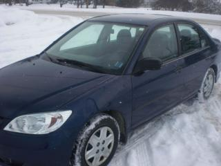 Used 2005 Honda Civic SE for sale in Mansfield, ON