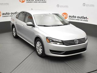 Used 2013 Volkswagen Passat 2.5L Trendline for sale in Red Deer, AB