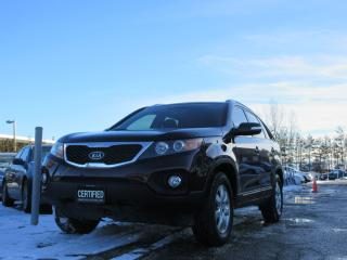 Used 2011 Kia Sorento LX / 7 PASSENGER for sale in Newmarket, ON