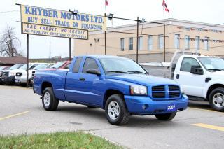 Used 2007 Dodge Dakota ST for sale in Brampton, ON