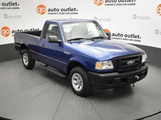 Used 2007 Ford Ranger XL 4x2 Regular Cab for sale in Edmonton, AB