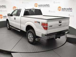 Used 2012 Ford F-150 XLT 4x4 Super Cab 8 ft. box 163 in. WB for sale in Edmonton, AB