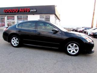 Used 2009 Nissan Altima 2.5 S Bluetooth Sunroof Certified 2YR Warranty for sale in Milton, ON