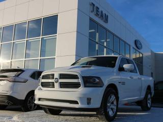 Used 2016 Dodge Ram 1500 Sport for sale in Edmonton, AB