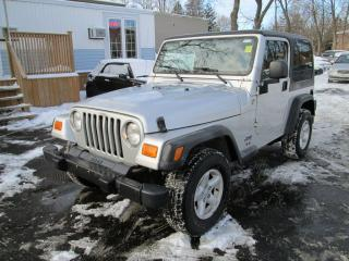 Used 2005 Jeep TJ SE for sale in Scarborough, ON