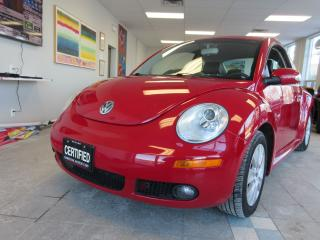 Used 2008 Volkswagen Beetle HIGH LINE PKG/ LOCAL CAR for sale in Newmarket, ON
