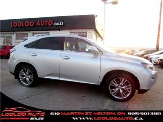 Used 2014 Lexus RX 350 TOURING NAVIGATION CAMERA CERTIFIED WARRANTY for sale in Milton, ON